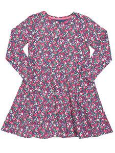 Kite Kinder Langarm-Kleid Heckenblümchen Bio-Baumwolle - Kite Clothing