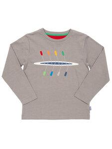 Kite Kinder Langarm-Shirt Ruderboot reine Bio-Baumwolle - Kite Clothing