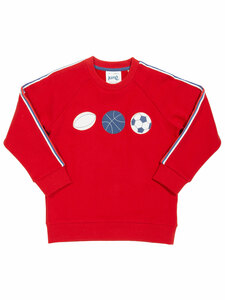 Kite Kinder Sweat-Shirt reine Bio-Baumwolle - Kite Clothing