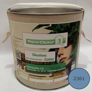 Paint-Clicker Ökoline Innensilikatfarbe Farbton (2361) - Paint-Clicker Ökoline