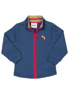 Kite Baby und Kinder Sweat-Jacke mit Zipper reine Bio-Baumwolle - Kite Clothing