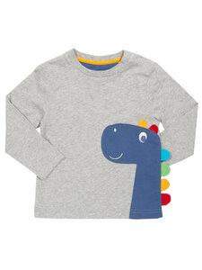Kite Baby und Kinder Langarm-Shirt Dino reine Bio-Baumwolle - Kite Clothing