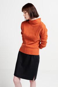 ANNIE - Damen Pullover in Cord-Optik aus Bio-Baumwolle - SHIPSHEIP
