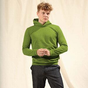 Flexisweatshirt Männer aus Bio Baumwolle  - Doublethewears