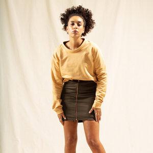 Flexisweater Frauen aus Bio Baumwolle - Doublethewears