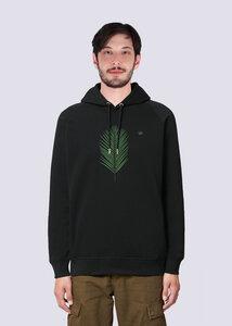 Palme, Herren Premium Kapuzensweat, Hoodie aus Bio Baumwolle - vis wear