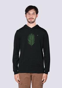 Palme, Leichter Herren Hoodie aus Bio Baumwolle, Kapuzensweat, Sweatshirt - vis wear