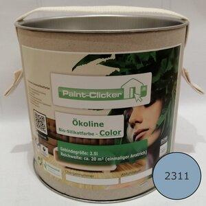 Paint-Clicker Ökoline Innensilikatfarbe Farbton (2311) - Paint-Clicker Ökoline