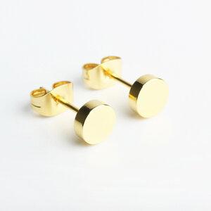 Kleine Ohrstecker | gold, silber, roségold | AVA - ALEXASCHA
