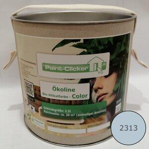 Paint-Clicker Ökoline Innensilikatfarbe Farbton (2313) - Paint-Clicker Ökoline