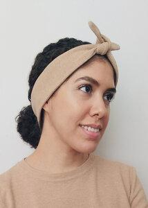 Stirnband aus Bio Baumwolle - Daniela Salazar