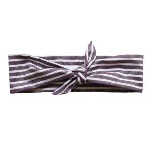 Haarband kurz gestreift - Passepartout
