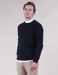 Adam Herren Strickpullover, Recycled Cashmere, Minimal - Re-Bello