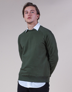 Paolo Sweater, Bio-Baumwolle, Minimal - Re-Bello