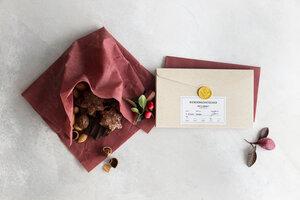 Bio-Bienenwachstücher 2x LARGE (42 x 36 cm) Doppelpack - TOFF & ZÜRPEL® Manufaktur