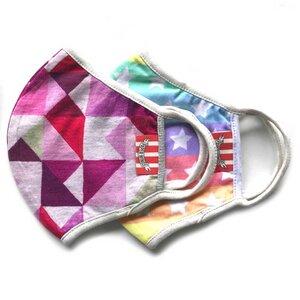 Paper Wings Gesichtsmaske - Paper Wings Maske - Doppelpack