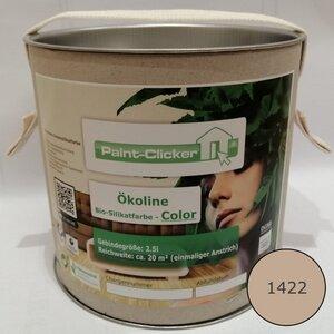 Paint-Clicker Ökoline Innensilikatfarbe Farbton (1422) - Paint-Clicker Ökoline