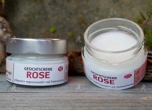 Gesichtscreme Rose 65 g - Die Kräutermagie