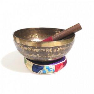 Tibetan Mantra Klangschale - Just Be