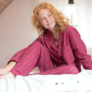 Living Crafts Flanell-Pyjama - Living Crafts