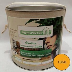 Paint-Clicker Ökoline Innensilikatfarbe Farbton (1060) - Paint-Clicker Ökoline