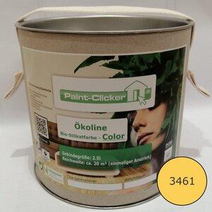 Paint-Clicker Ökoline Innensilikatfarbe Farbton (3461) - Paint-Clicker Ökoline