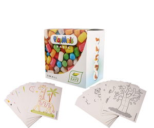 Playmais Set - Playmais Basic Small inkl. Set Cards Schule  - PlayMais