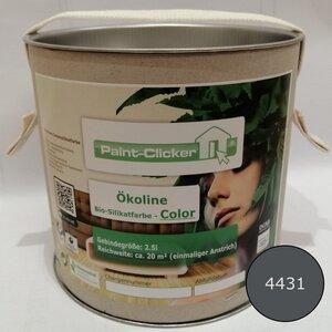 Paint-Clicker Ökoline Innensilikatfarbe Farbton (4431) - Paint-Clicker Ökoline