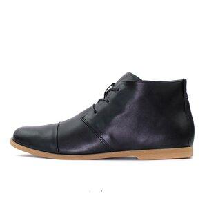 '87 Leder Boots Schnürschuhe - SORBAS