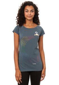 Damen T-Shirt Ommm Bio Fair - FellHerz