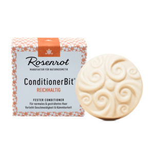 fester Conditioner Reichhaltig - 60g - Rosenrot Naturkosmetik