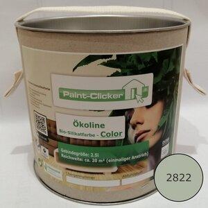 Paint-Clicker Ökoline Innensilikatfarbe Farbton (2822) - Paint-Clicker Ökoline