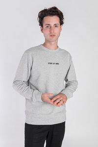 """Klassisches Sweatshirt aus 100% Bio-Baumwolle """"JELLE"""" - STORY OF MINE"""
