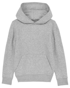 "Kinder Hoodie aus Bio-Baumwolle ""Mini Logan"" - University of Soul"