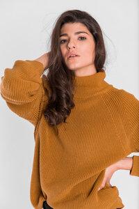 "Oversized Strickpullover aus 100% Bio-Baumwolle ""RIKKE""  - STORY OF MINE"