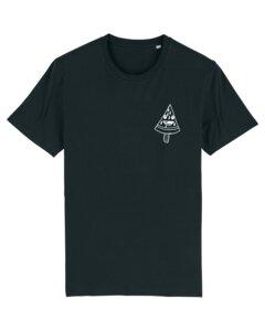 """Unisex T-Shirt aus Bio-Baumwolle """"I Scream""""  - Bretter&Stoff"""