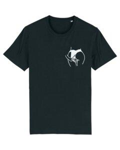 "Unisex T-Shirt aus Bio-Baumwolle ""Paradise""  - Bretter&Stoff"