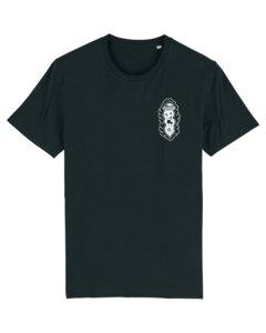 """Unisex T-Shirt aus Bio-Baumwolle """"Space Vulva""""  - Bretter&Stoff"""