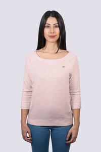 Sweatshirt Kurzarm aus Bio Baumwolle und Tencel® - vis wear