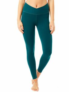 Yogahose - High Rise Wrap Legging - Mandala