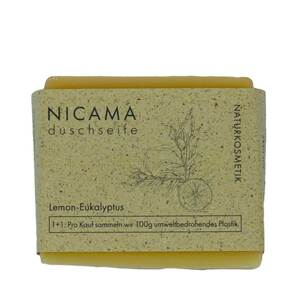 Duschseife Lemon-Eukalyptus - NICAMA