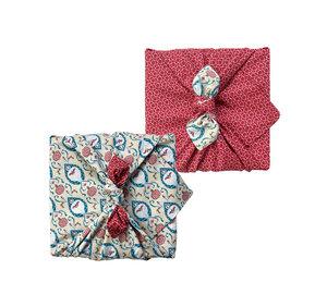 Geschenkverpackung - Doppelseitig, wiederverwendbar Klein FabRap - FabRap Gift Wrap