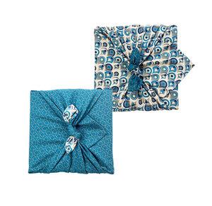 Geschenkverpackung - Doppelseitig, wiederverwendbar Medium FabRap - FabRap Gift Wrap