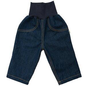 Baby Hose-Jeans blau Bio Baumwolle - Popolini