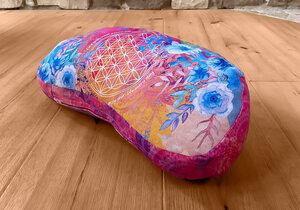 Meditationskissen in einzigartigen Farbkominationen - Spirit of OM