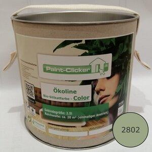 Paint-Clicker Ökoline Innensilikatfarbe Farbton (2802) - Paint-Clicker Ökoline