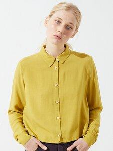 """Frauen Bluse """"Segvi Twill Shirt"""" - CUS"""