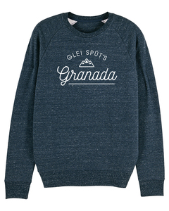 Glei spüt's Granada   Sweatshirt Unisex   Print - wat? Apparel