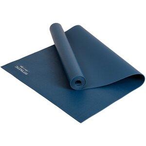 Studio Yogamatte - Recycling 4,0mm dunkelblau - FITTASTIC