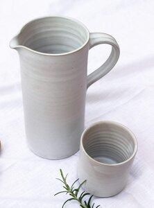 Karaffe aus Keramik - STUDIO JUX